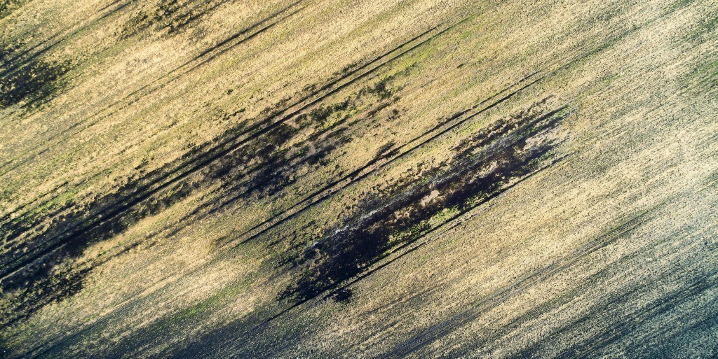 dronographica aerial imaging field art mark luftbilleder drone droner