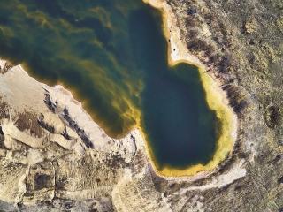 dronographica aerial imaging ortho grusgrav sø droner drone luftbilleder sorø lyng dronebilleder droneoptagelse natur