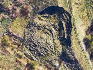 dronographica aerial imaging landslide jordskred drone droner luftbilleder dronebilleder droneoptagelse natur
