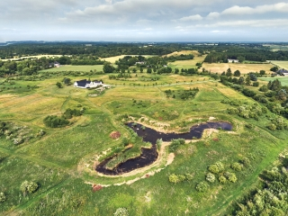dronographica aerial imaging garden