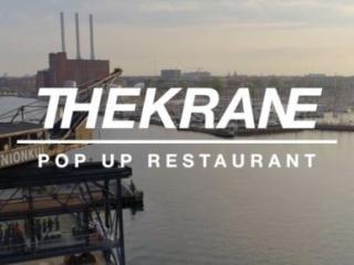 Copenhagen Cooking thekrane the krane københavn svanemølle havn harbour båd boat coal crane